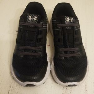 Under armour shoes!